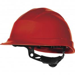 Каска защитная Delta Plus QUARTZ UP III, красный