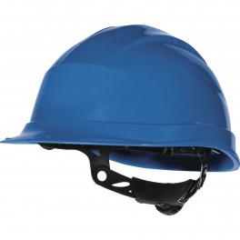Каска защитная Delta Plus QUARTZ UP III, синий