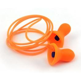 Многоразовые противошумные вкладыши Honeywell Квайет (Quiet) со шнурком