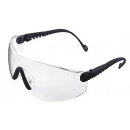 Открытые очки Honeywell А800 (серебристые I/O линзы) с покрытием от царапин
