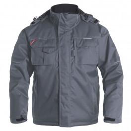 Зимняя рабочая куртка Engel Combat 1232-107, серый