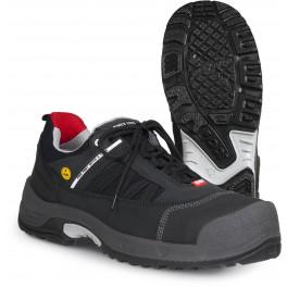 Ботинки JALAS 3018 Zenit S3 SRC, черный/серый/красный