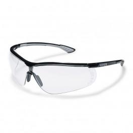 Открытые очки Uvex Спортстайл с покрытием supravision plus