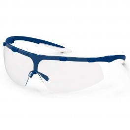 Очки открытые Uvex Супер Фит, синий