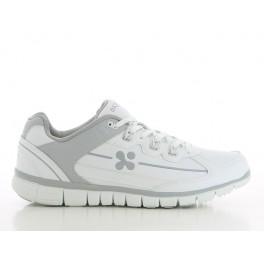 Медицинская обувь OXYPAS Henny (бело-серый)
