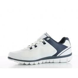 Медицинская обувь OXYPAS Henny (бело-синий)