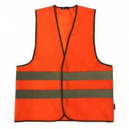 Сигнальный жилет Brodeks модель-1, оранжевый
