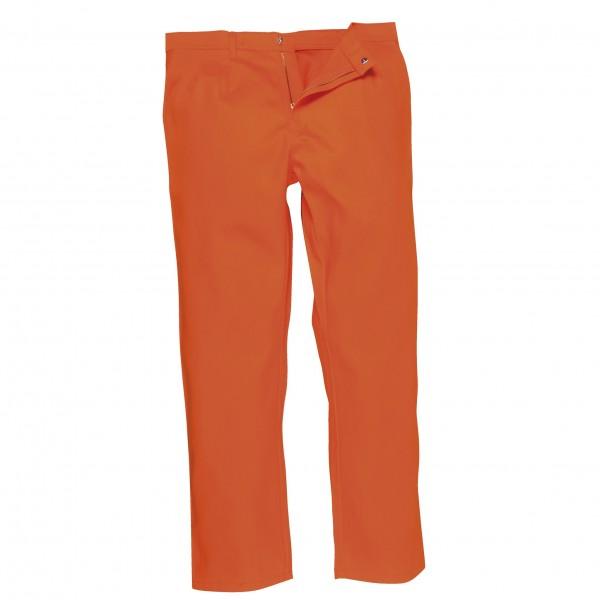 Брюки для сварщиков Portwest (Англия) BZ 30 оранжевый