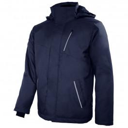 Куртка мужская зимняя Brodeks KW 210, темно-синий