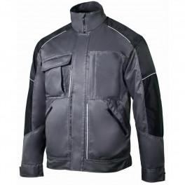 Куртка мужская летняя Brodeks KS 203, серый/черный