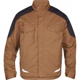 Рабочая куртка Engel Galaxy 1290-880, хаки/серый