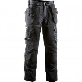 Рабочие брюки с навесными карманами Dimex 676, черный