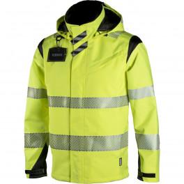 Куртка Dimex 6066Y, сигнальный желтый/черный