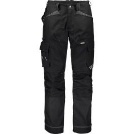 Рабочие брюки Dimex 6060, черный/серый