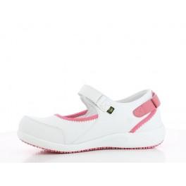 Медицинская обувь OXYPAS Nelie (розовый)