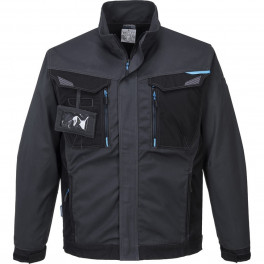 Рабочая куртка Portwest T703, серый/черный