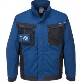 Рабочая куртка Portwest T703, синий/черный