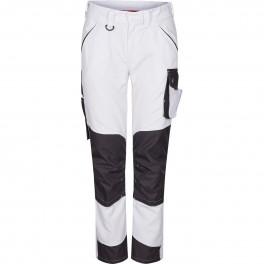 Женские рабочие брюки Engel Galaxy 2815-254, белый/серый