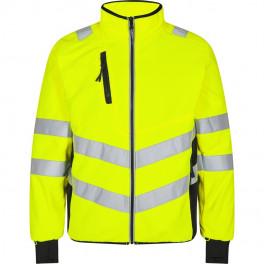 Рабочая куртка Engel Safety 1192-236, сигнальный желтый/черный