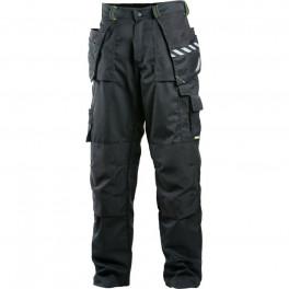 Рабочие брюки с навесными карманами Dimex 6042, черный