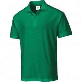 Футболка-поло Portwest B210 (Англия) Зелёный.