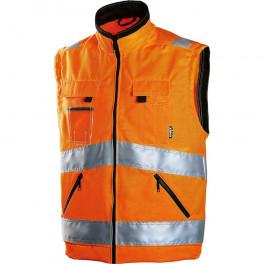 Сигнальный жилет Dimex 6740R, сигнальный оранжевый