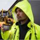 Сигнальный дождевик Dimex 18121, сигнальный желтый