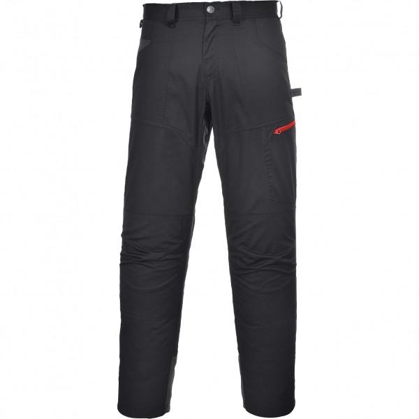 Рабочие брюки Portwest (Англия) TX61, Чёрный.