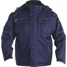 Демисезонная рабочая куртка Engel Combat 1232-107, темно-синий