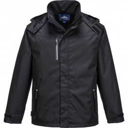 Мембранная рабочая куртка Portwest S555, черный