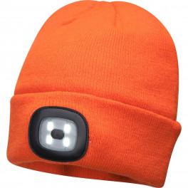 Шапка сигнальная Portwest B029 (сигнальный оранжевый)
