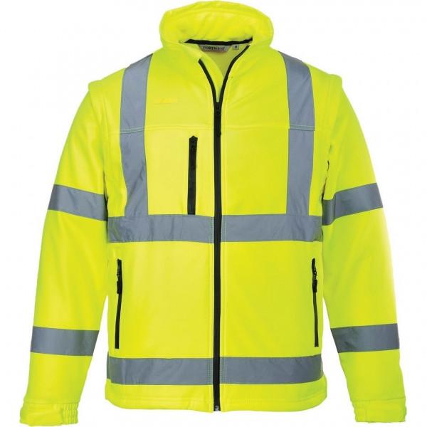 Куртка Portwest S428 Softshell, сигнальный желтый