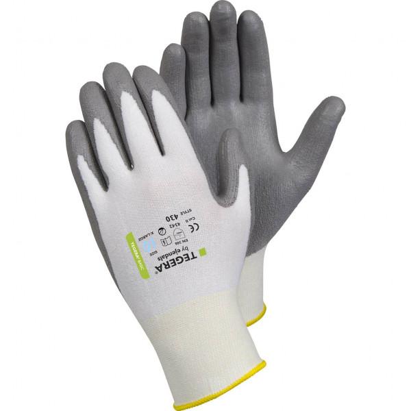 Антипорезные рабочие перчатки Tegera 430