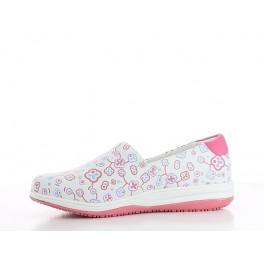 Медицинская обувь OXYPAS Suzy (цветы)
