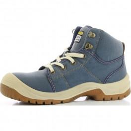 Рабочие ботинки Safety Jogger Desert S1P (синий)