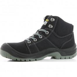 Рабочие ботинки Safety Jogger Desert S1P (черный)