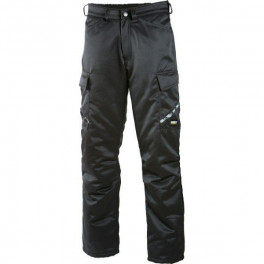 Зимние рабочие брюки Dimex 6037, черный