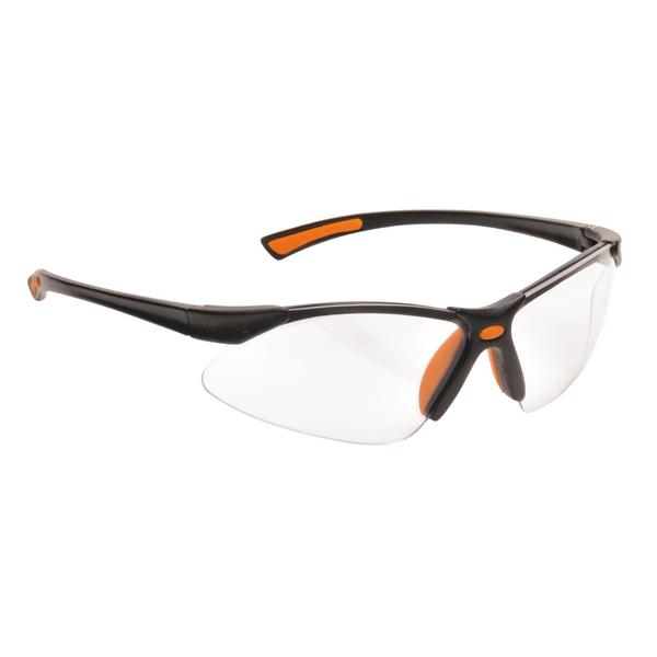 Защитные очки Portwest PW37 (Англия). Оранжевый