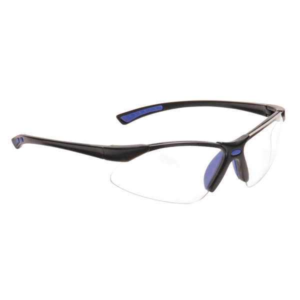 Защитные очки Portwest PW37 (Англия). Синий.