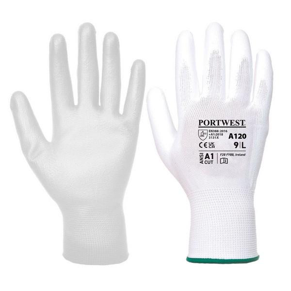 Перчатки Portwest A120, белый