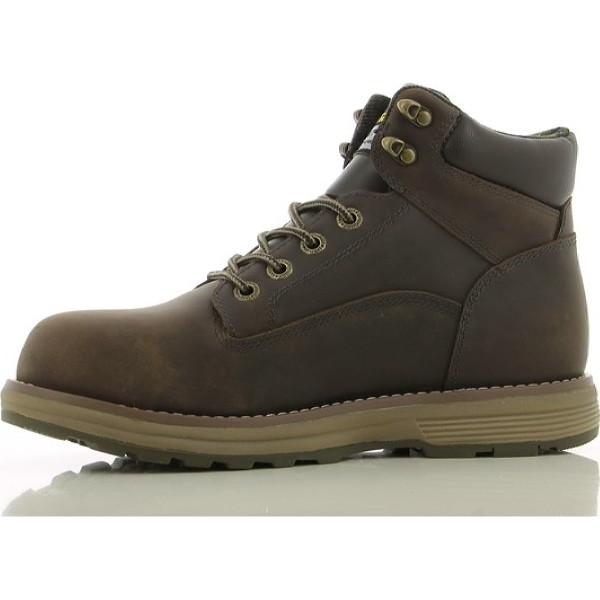 Рабочие ботинки Safety Jogger Meteor-087 S3 (коричневый)