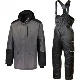 Зимний костюм Dimex Extreme + 619, серый/черный