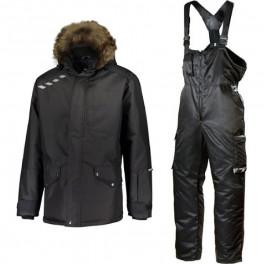 Зимний костюм Dimex Extreme Plus + 619, черный