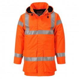 Антистатическая огнеупорная куртка Portwest S774, сигнальный оранжевый