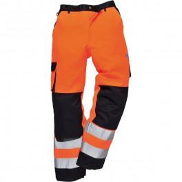 Светоотражающие брюки Portwest TX51 (Англия), сигнальный оранжевый