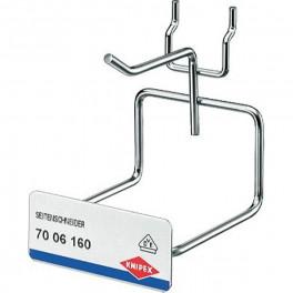 Крючок для перфорированной панели, короткий Knipex KN-001933