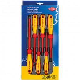 Набор отвёрток Knipex VDE KN-002012V01, 6 предметов