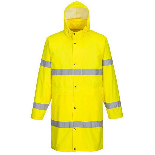Светоотражающий дождевик Portwest H442, сигнальный желтый