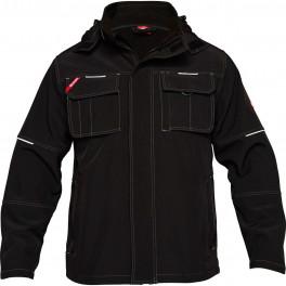 Демисезонная рабочая куртка Engel Combat 1260-229, черный