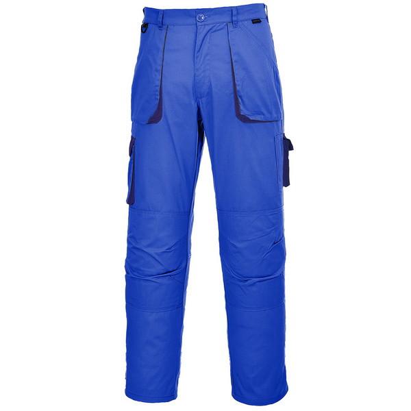 Рабочие брюки Portwest (Англия) TX11, Синий / темно-синий